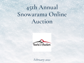 45th Annual Easter Seals Snowarama Online Auction