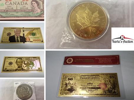 Collector Coin & Sports Memorabilia