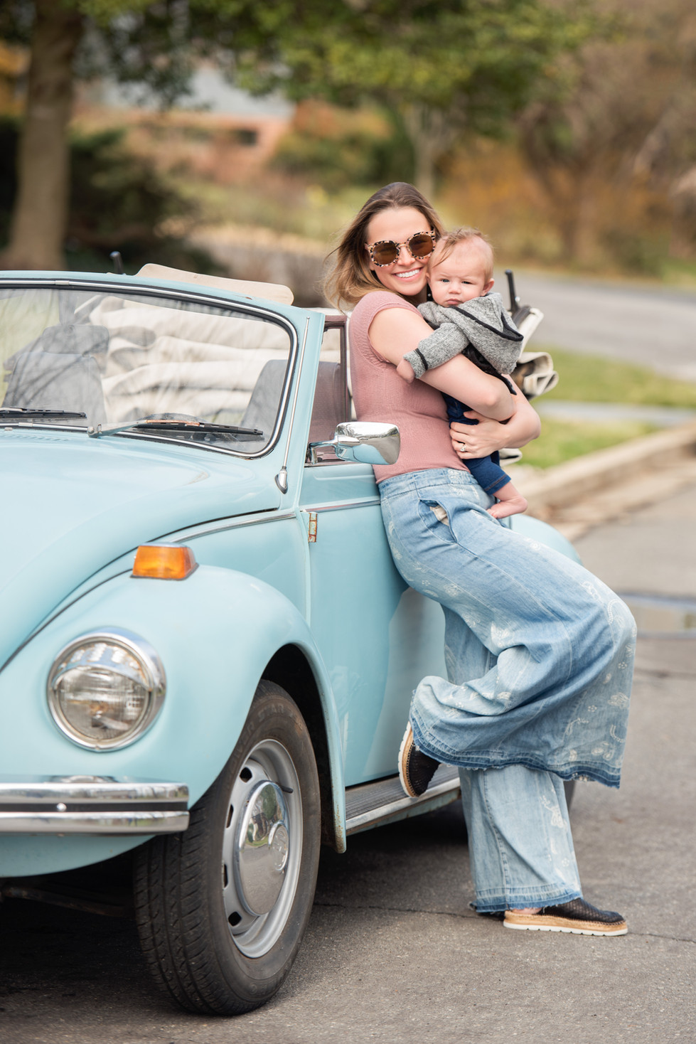 For Volkswagen Mother's Day Campaign