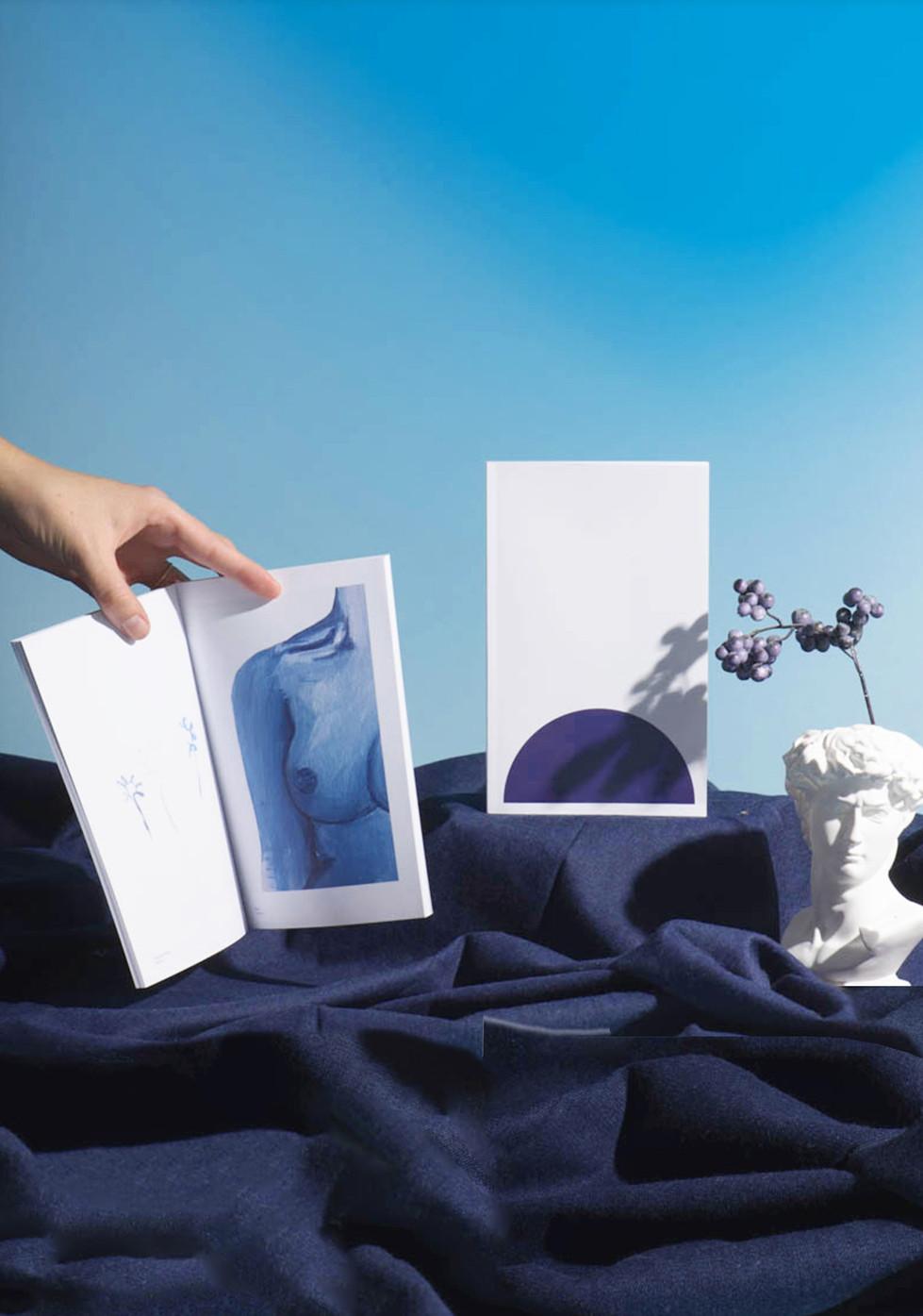 GlimpseGlow Blue Collection