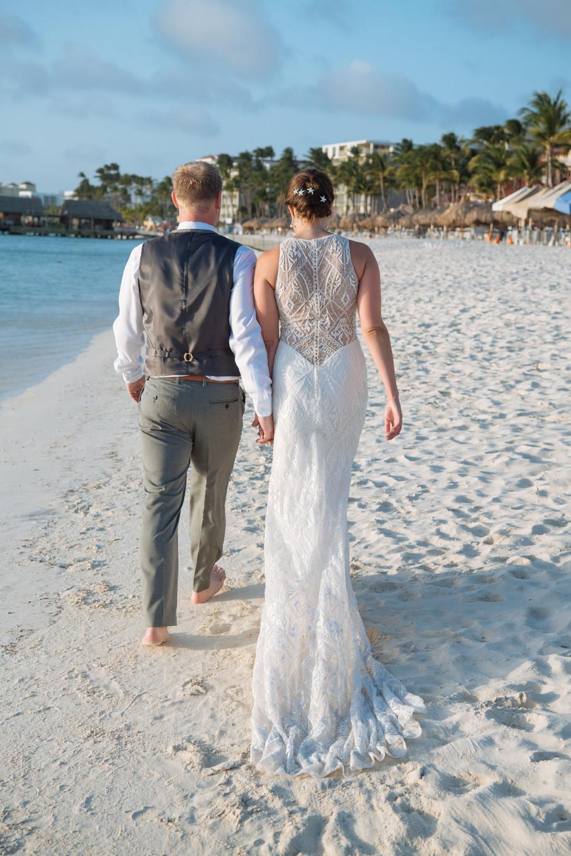Wedding in Aruba