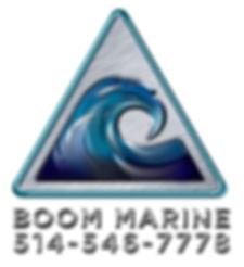 Boom Marine Fibre de verre