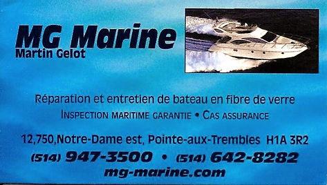 MG Marine