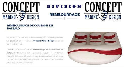 Concept Marine Desing