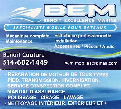 Mecanique Benoit Couture