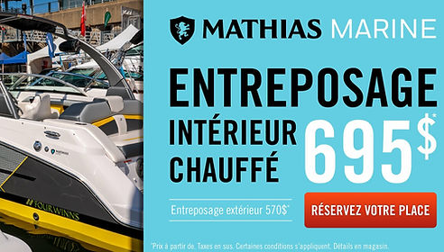 Entreposage Mathias Marine