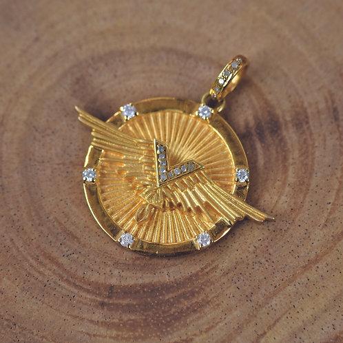 WING DIAMOND GOLD