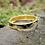 Thumbnail: MIXED METAL DIAMOND WAVES BRACELET