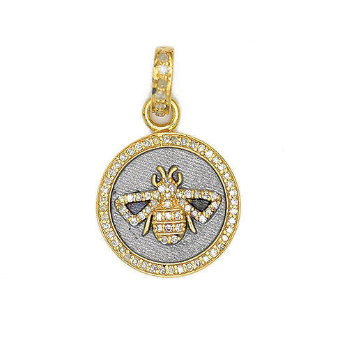 DIAMOND MIXED METAL DISK BEE