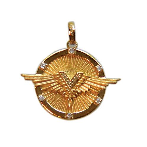 DIAMOND GOLD WING