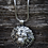 Thumbnail: ALL SILVER CARVED LION HEAD