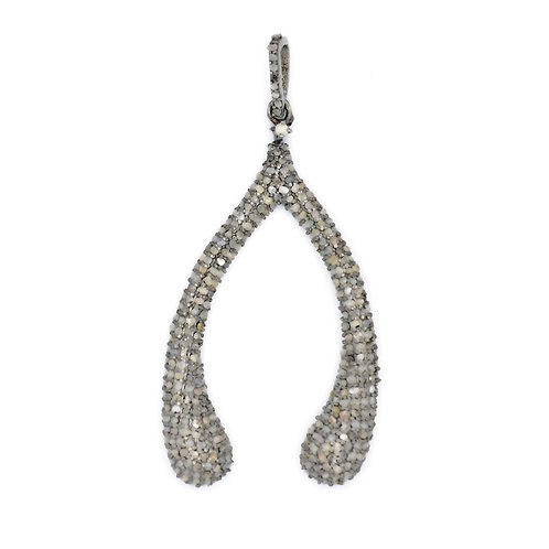 DIAMOND SILVER WISHBONE