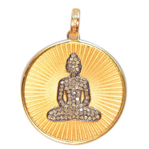 DIAMOND GOLD BUDDHA