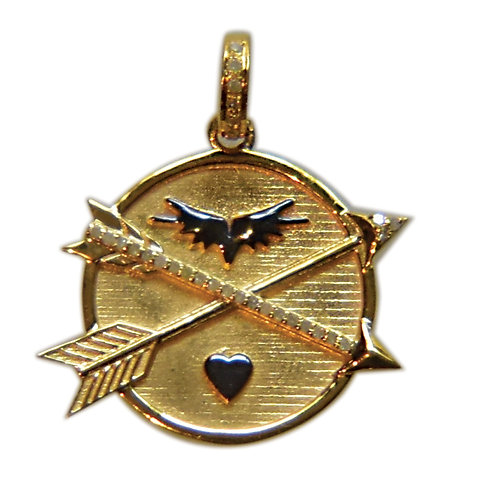 DIAMOND MIXED METAL ARROWS OF PROTECTION