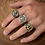 Thumbnail: ALL SILVER LION AND CELTIC KNOTS