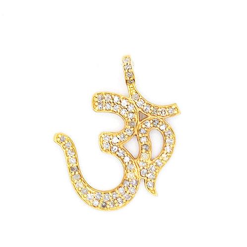 DIAMOND OHM (chain included)