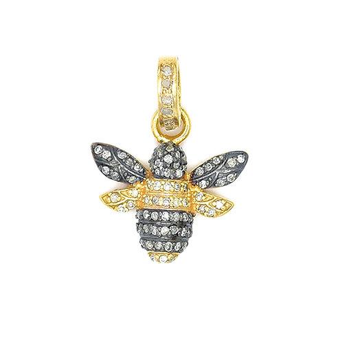 DIAMOND MIXED METAL BEE