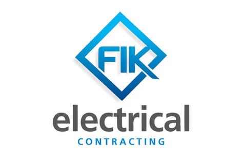 FIK Electrical Company Logo