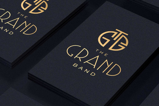 Grand Band Business Card