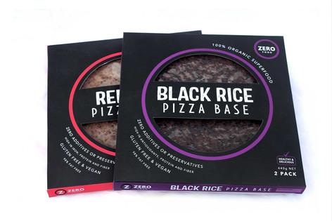 Zero Rice Pizza Base Boxes