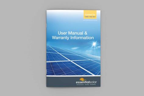 Essential Solar User Guide