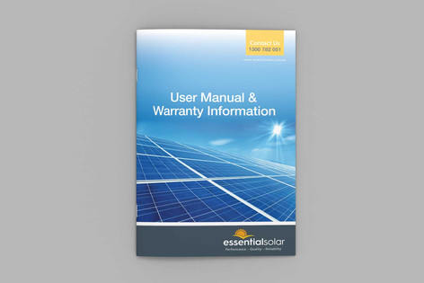 Essential Solar User Guide
