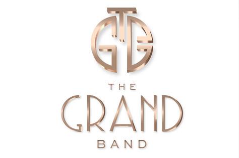 The Grand Band Logo