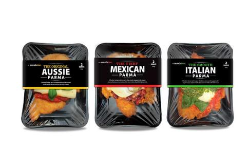 Meals Inc. Parma Trays