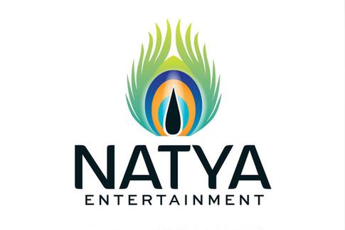 Natya Logo Design