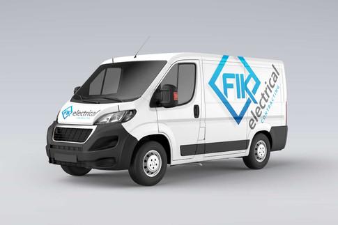 FIK Vehicle Graphics