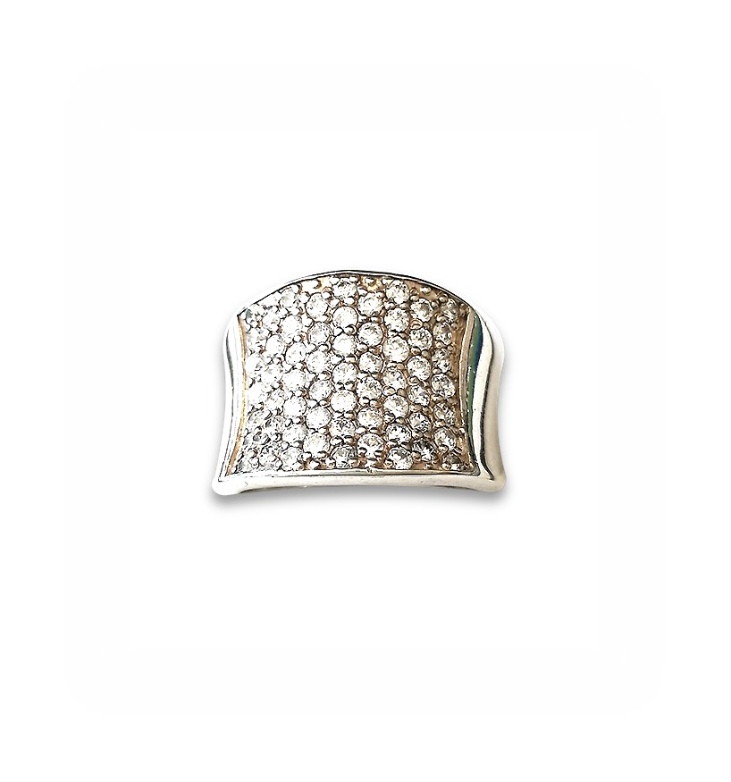 S 2108 Silver Ring
