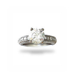 S 2115 Silver Ring