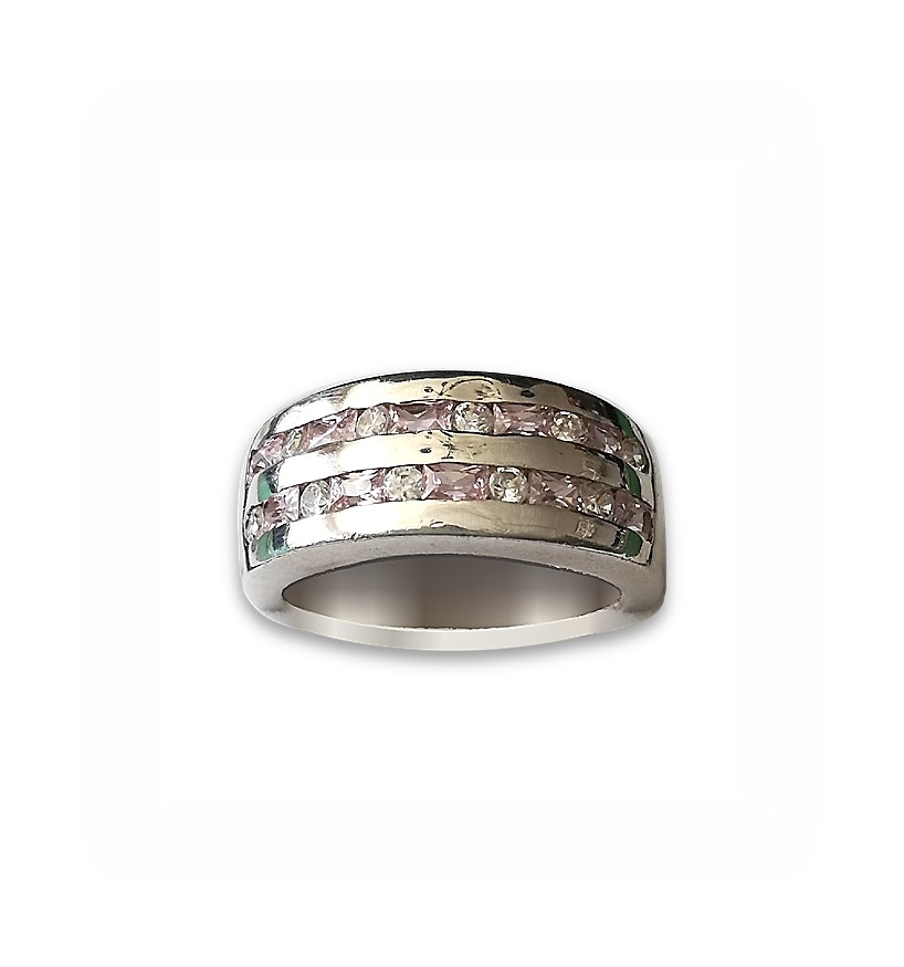 S 2102 Silver Ring