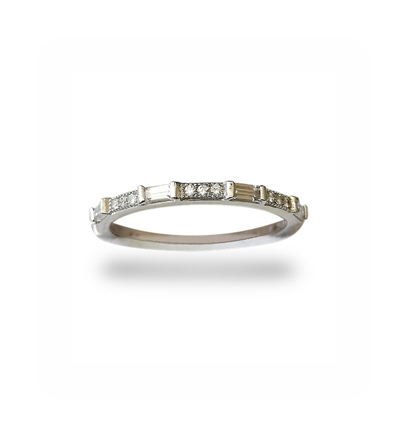 S 2111 Silver Ring
