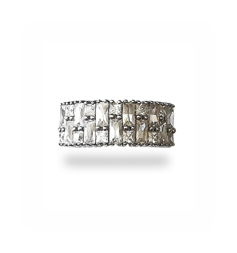S 2110 Silver Ring