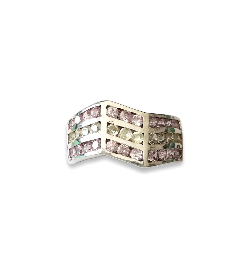 S 2101 Silver Ring