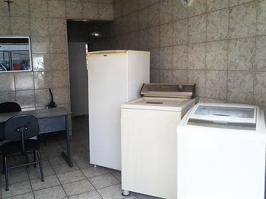 Interior da Oficina em Jundiaí