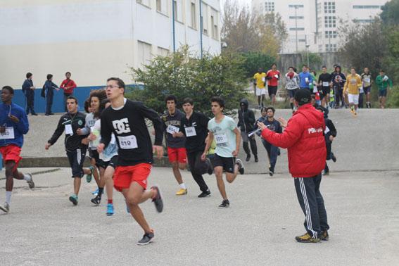 Desporto Escolar - Maratona