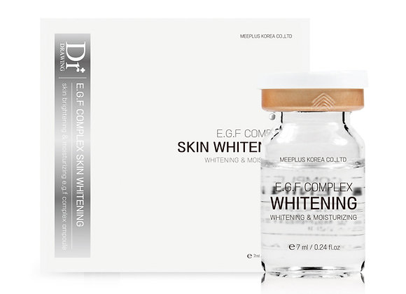 Dr.Drawing E.G.F Complex Whitening 7ml -10 Vials