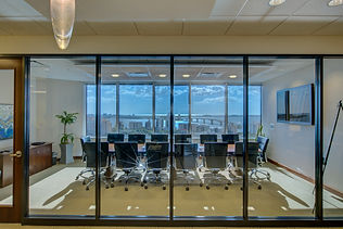 Conferenc Room in One Sarasota Tower