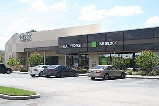 Bay View Plaza - Retail Plaza