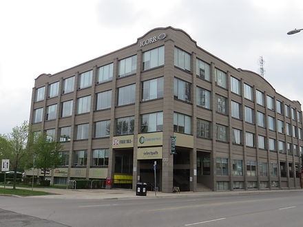 Office Building - ICORR Properties