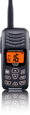 At Alaska Boat Rentals we rent portable VHF Marine radios