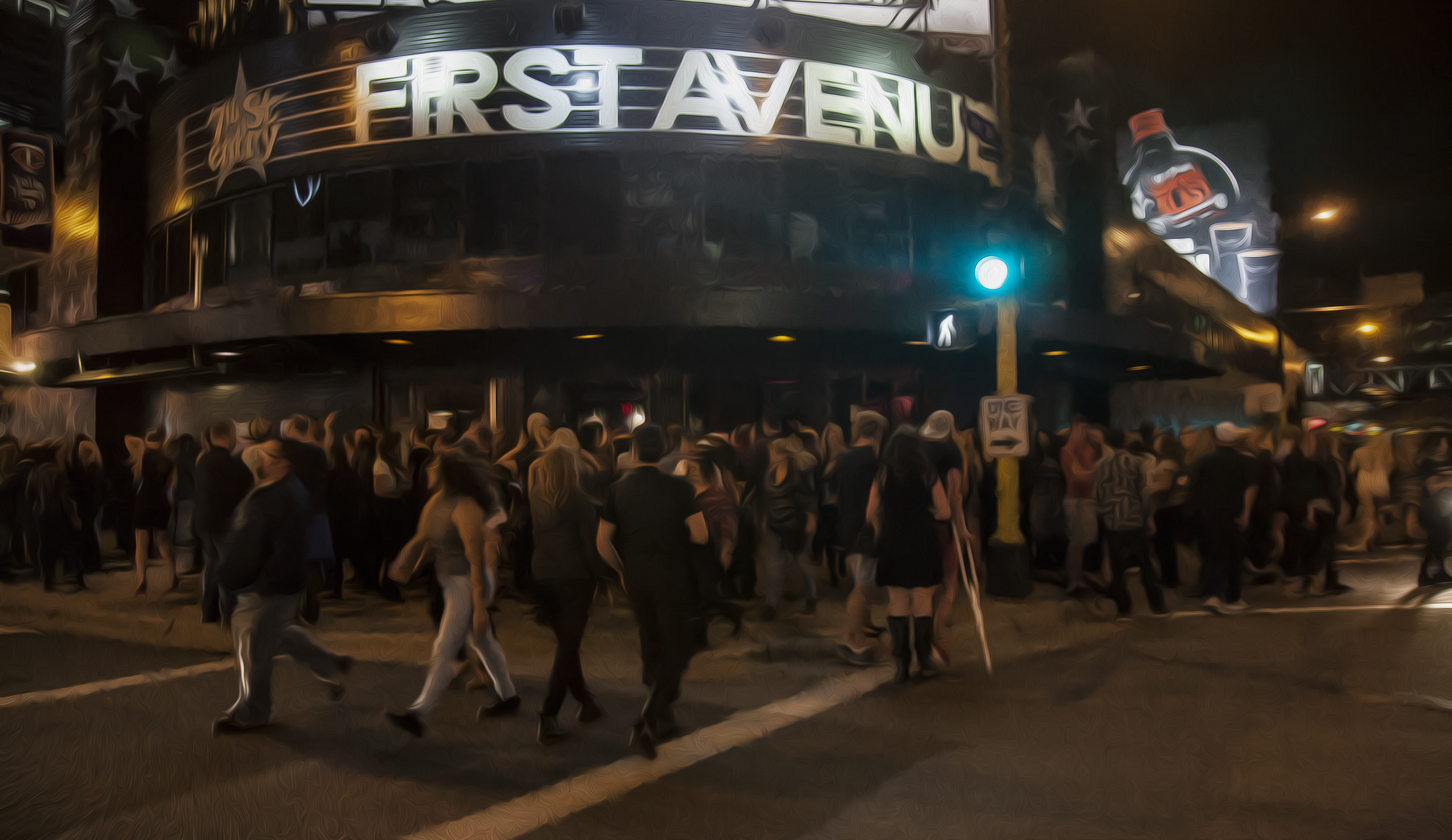 First Ave