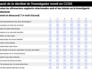 Qüestionari FINS (versió en català)
