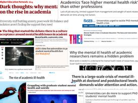 Precarietat i salut mental en la investigació