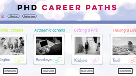PhD Career Paths