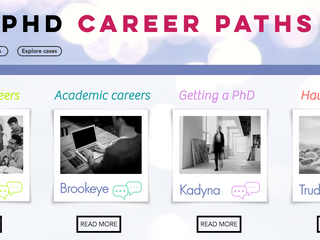 PhD Career Paths