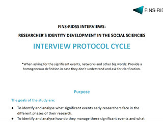 FINS-RIDSS Interview Protocol