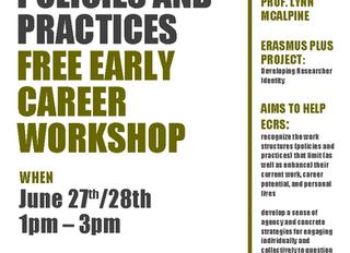 Workshop on Resisting Inequitable Policies and Practices